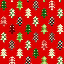 Seamless Christmas Background ...