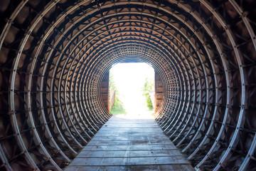 Tunel i svjetlost na kraju