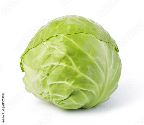 Foto green cabbage