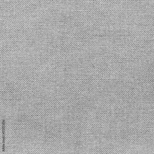 Fotografiet  Old dark gray burlap texture