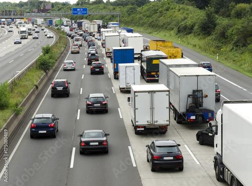 Cuadros en Lienzo Autobahn