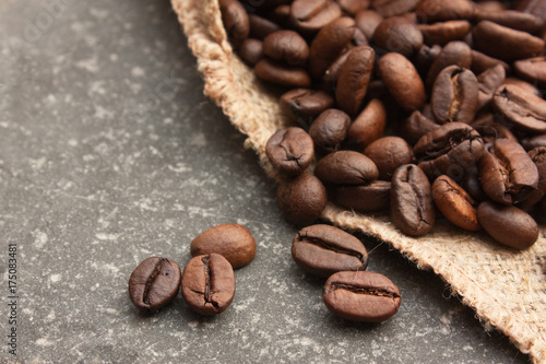 Fotografie, Obraz  coffee beans