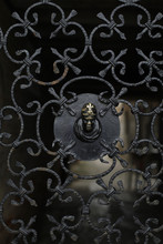 Gate Of Wrought Iron