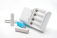 AA Batteries Rechargeable In A...
