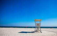 Orange Beach, Blue Sky