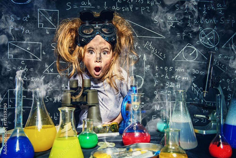 Fototapeta science and education
