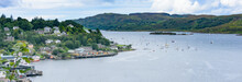 Oban Bay From McCaig's Tower I...