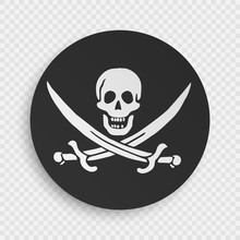 Jolly Roger Sign