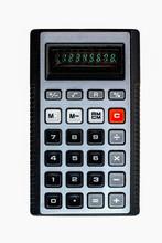 Old Pocket Calculator