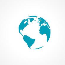 Globe Terrestre Vecteur