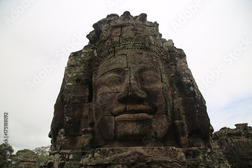 Photo sur Aluminium Monument Angkor Wat Ruins