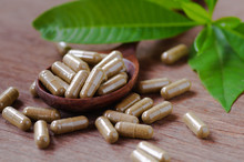 Herbal Drug In Pill And Capsul...