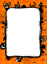 Halloween Party Invitation In ...