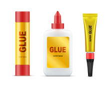 Different Types Of Branded Glu...