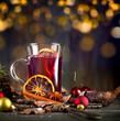 Weihnachten mit Glühwein