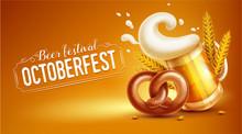 Octoberfest Festival Symbols. ...