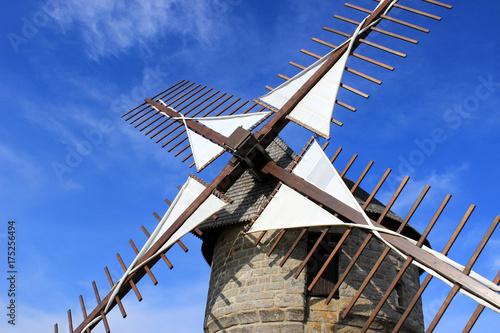 Papiers peints Moulins Batz sur Mer - Moulin-Tour