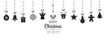 Christmas Ornament Elements Ha...