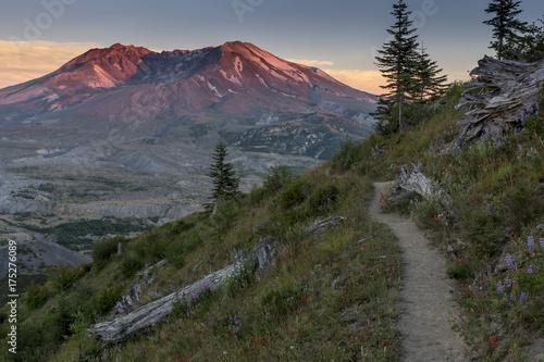 Fotografie, Obraz  Beautiful Mount St