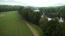 Crop Fields By Androscoggin Ri...
