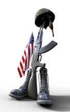 Veterans Day, Fallen Soldier T...