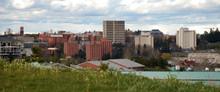 Panorama Of The Washington Sta...