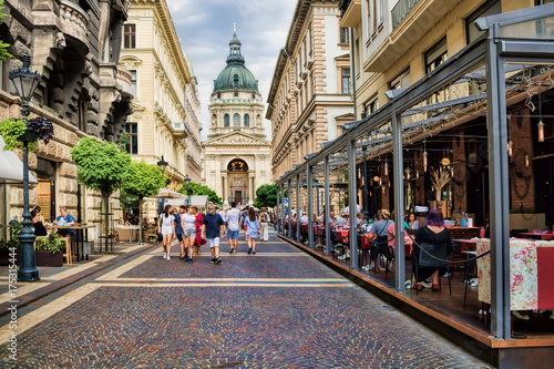 Photo sur Toile Budapest Budapest