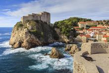 Lovrjenac Fort And Bokar Tower...