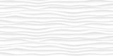 Biała linia tekstury. Szary abstrakcyjny wzór powierzchni. Falisty falisty charakter geometryczny nowoczesny. Na białym tle. Ilustracji wektorowych - 175334218