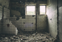 Abandoned Building Urban Explo...