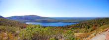 Bubble Pond Of Acadia National...