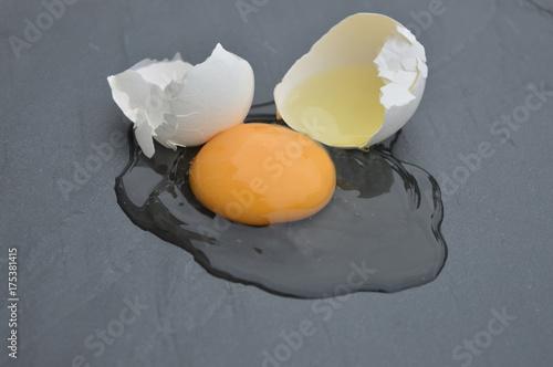 Zdjęcie XXL Białko jajka