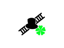 Chimney Sweeper Lucky Charm
