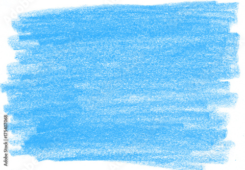 Photo  Natural blue abstract pencil texture for creating of template banners, fashion backdrops and design effects