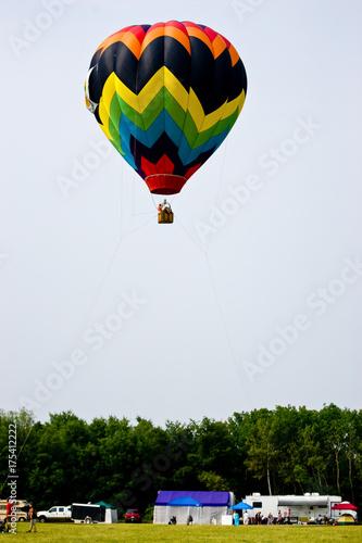 Zdjęcie XXL Ballon startuje