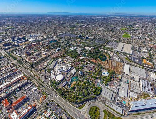 Zdjęcie XXL Słynny park rozrywki w Kalifornii