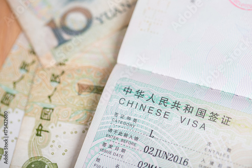 China Visa for travel by yourself