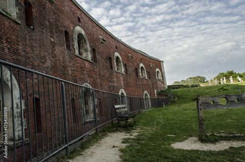 Foto op Plexiglas Vestingwerk Fort, twierdza