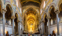 Cathedral Of Monreale, Italy