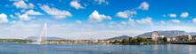 Geneva Lake And Jet Fountain I...