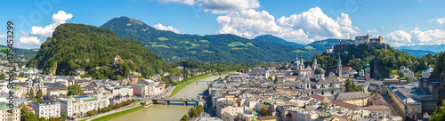 Salzburg Cathedral, Austria Tapéta, Fotótapéta