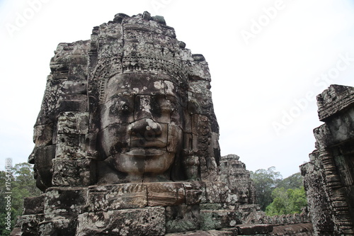 Canvas Prints Monument Angkor Wat Ruins