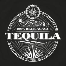 Vintage Tequila Banner Design ...