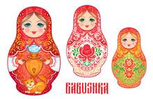 Babushka (matryoshka), Traditi...