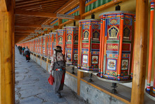 The Life Around Labrang In Xia...