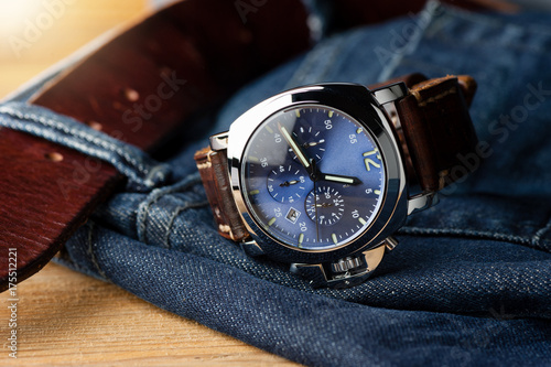 luxury men watch
