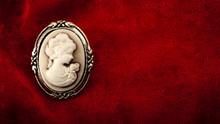 Cameo Brooch Representing The ...