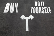 Buy Vs Do It Yourself Choice C...