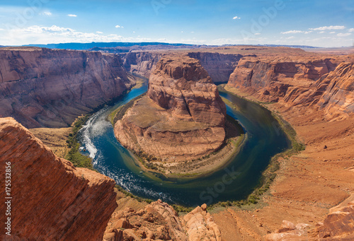 Foto auf Acrylglas Horseshoe Bend Colorado