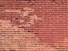 Brick Wall In Williamsburg